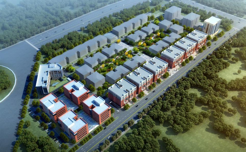 郑州台湾科技园一期续建正式开工建设!
